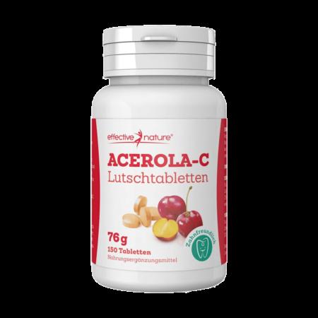 Acerola Vitamin C 150 Lutschtabletten kaufen