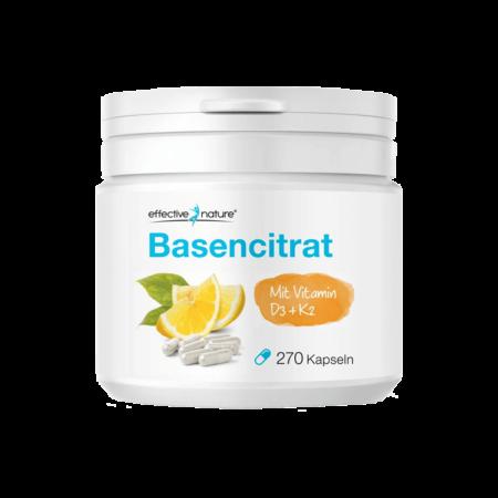 Basencitrat mit Vitamin D3 K2 kaufen Schweiz
