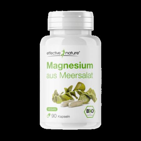 Bio Magnesium aus Meersalat 90 Kapseln kaufen