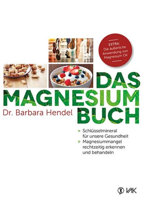 das magnesium buch von barbara hendel online kaufen. Black Bedroom Furniture Sets. Home Design Ideas