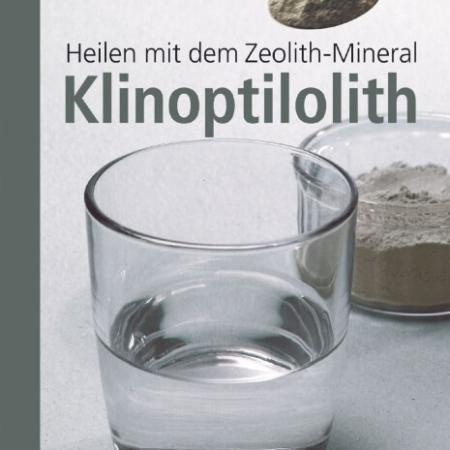 Buch Heilen mit dem Zeolith-Mineral Klinoptilolith - Werner Kühni