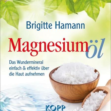 Buch Magnesiumöl Brigitte Hamann