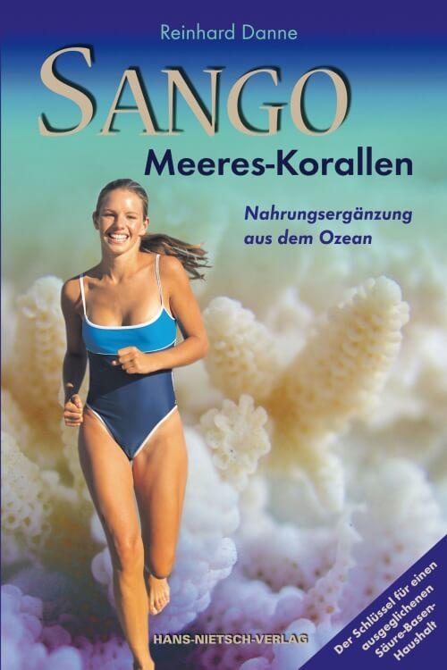 Buch Sango - Meeres-Korallen - Reinhard Danne