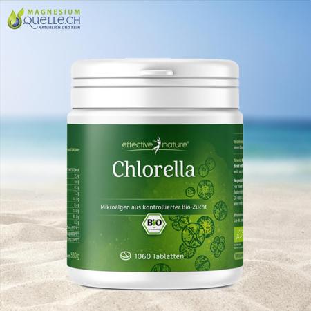 Chlorella BIO 1060 Tabletten