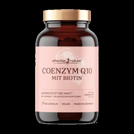 Coenzym Q10 Kapseln mit Biotin kaufen Schweiz
