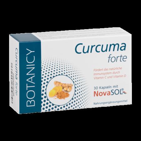 Curcuma Forte mit NovaSol Curcumin 30 Kapseln kaufen
