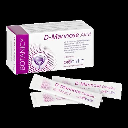 D-Mannose Akut + Cranberry 12 Sachets kaufen