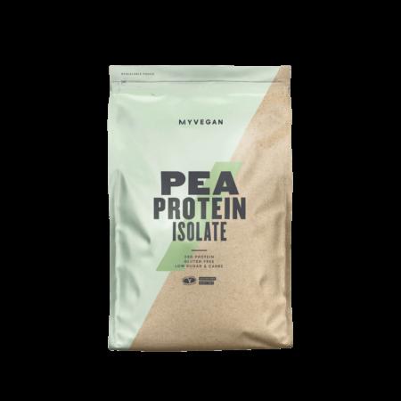 Erbsenprotein Isolat - Pea protein isolate - MyProtein