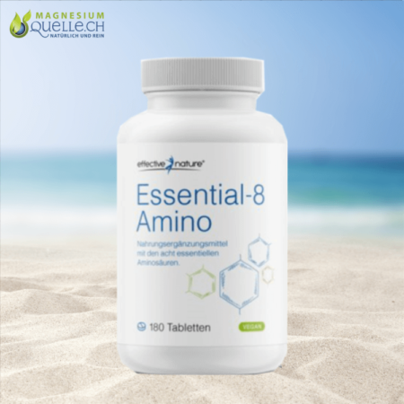 Essential-8 Amino Essentielle Aminosäuren 180 Tabletten