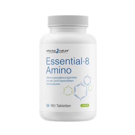 Essential-8 Amino - Essentielle Aminosäuren 180 Tabletten_