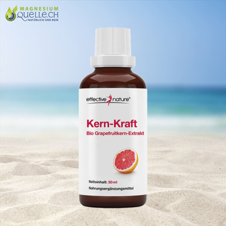 Grapefruitkernextrakt BIO Kern-Kraft 50 ml