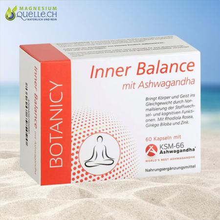 Inner Balance mit Ashwagandha 60 Kapseln