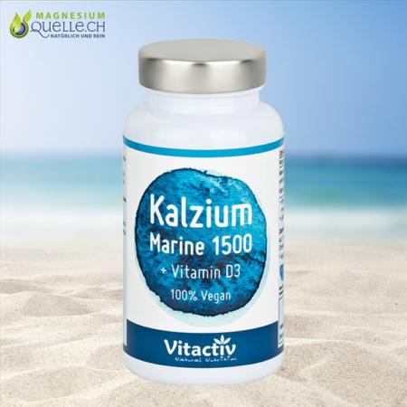 Kalzium Marine Vitamin D3