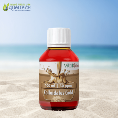 Kolloidales Gold 30 ppm 100 ml