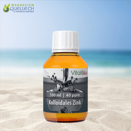 Kolloidales Zink 40 ppm 100 ml