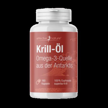 Krill Öl - Omega 3 aus der Antarktis 180 Kapseln kaufen