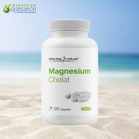 Magnesium Chelat 150 Kapseln