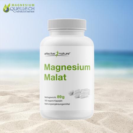 Magnesium Malat 150 Kapseln