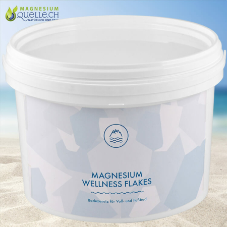Magnesium Wellness Flakes 5000 g