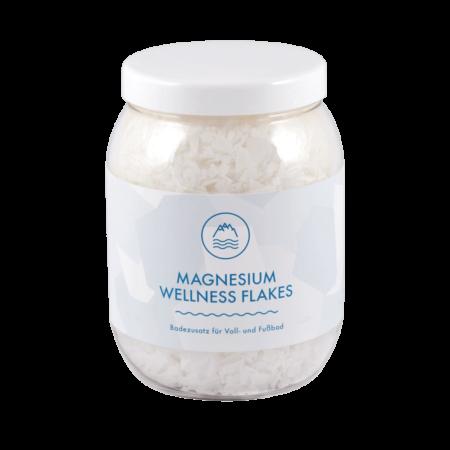 Magnesium Wellness Flakes Zechsten 1000 g kaufen