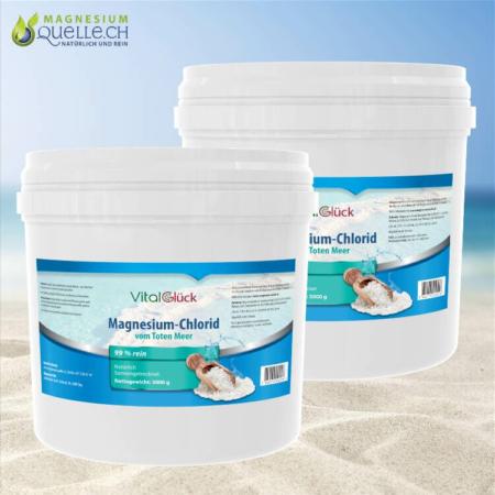 Magnesiumchlorid vom Toten Meer kaufen 10000 g