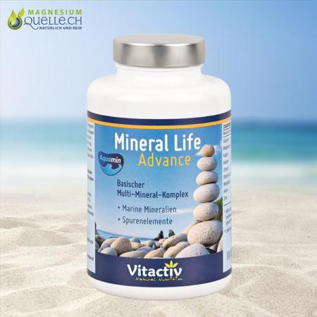 Mineral Life Advance Kapseln