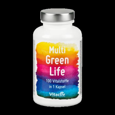 Multi Green Life – Vitamine & Mineralien 90 Kapseln kaufen
