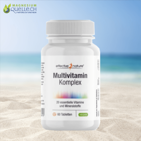Multivitamin Komplex 60 Tabletten