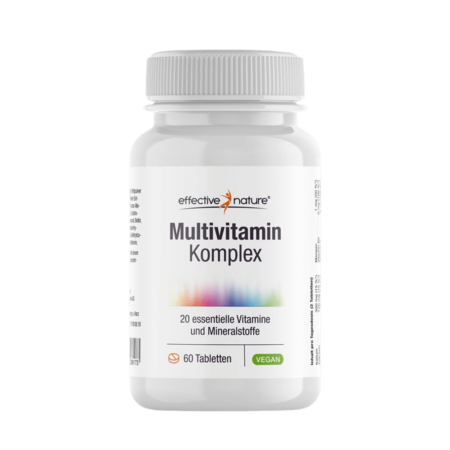 Multivitamin Komplex 60 Tabletten_