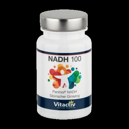 NADH PANMOL 100 mit Ginseng 60 Kapseln kaufen