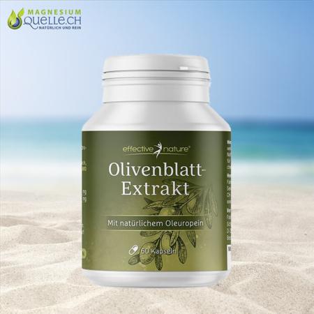 Olivenblatt Extrakt 60 Kapseln