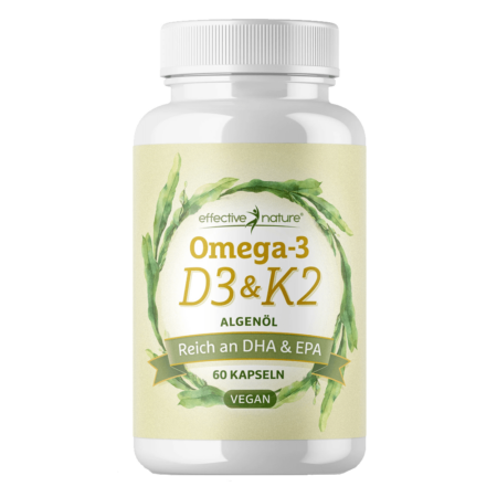 Omega-3-EPA,-DHA-mit-Vitamin-D3-&-K2-Algenoel-60-Kapseln