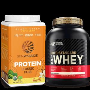 Proteinpulver kaufen