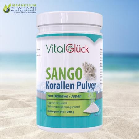 Sango Korallen Pulver 1000 g