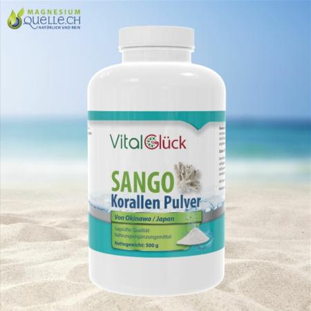 Sango Korallen Pulver 500 g