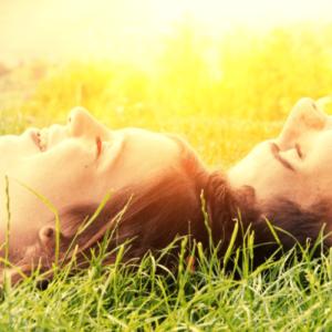 Schlaf und Entspannung