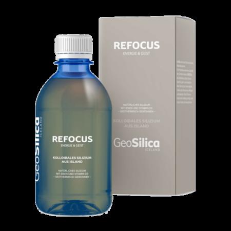Silizium Refocus Kolloidales Silizium Energie und Geist GeoSilica kaufen