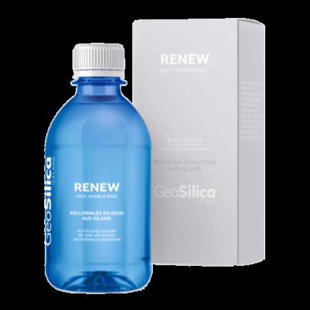 Silizium Renew Kolloidales Silizium Haut, Haare und Nägel GeoSilica kaufen