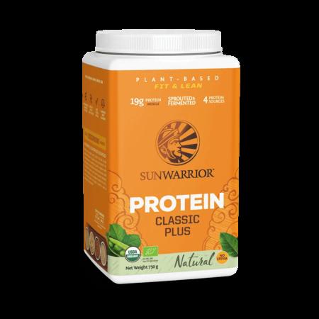Sunwarrior Classic Plus Protein Pulver BIO