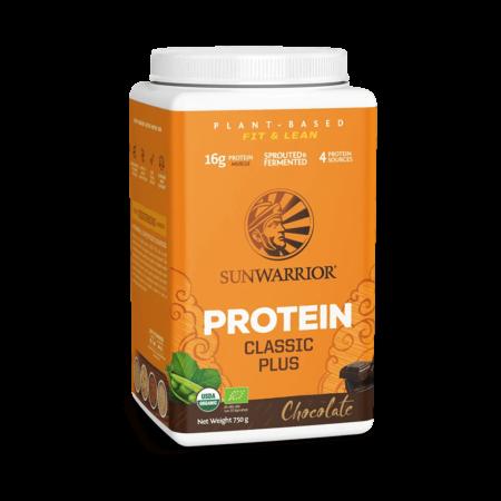 Sunwarrior Classic Plus Protein Pulver BIO Schokolade kaufen Schweiz