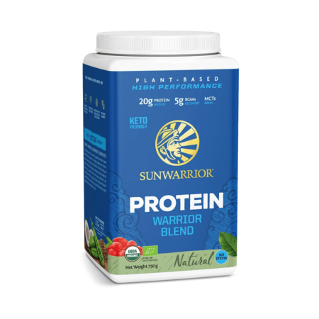 Sunwarrior Warrior Blend Protein Pulver BIO