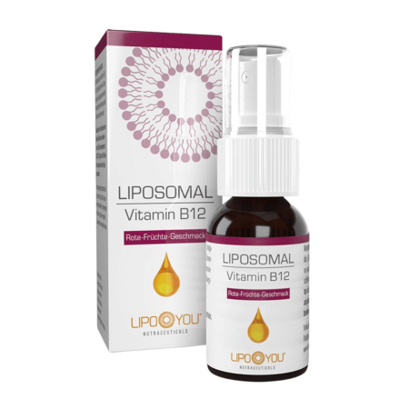 Vitamin B 12 Liposomal Spray 10 ml