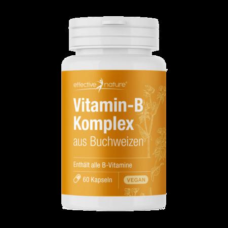 Vitamin B Komplex vegan 60 Kapseln kaufen