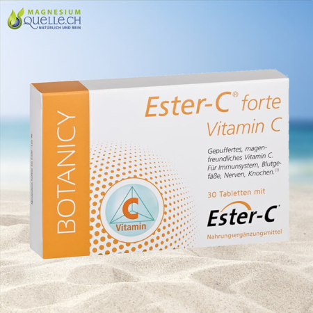 Vitamin C Ester-C forte 30 Tabletten
