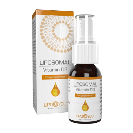 Vitamin D 3 Liposomal Spray 10 ml