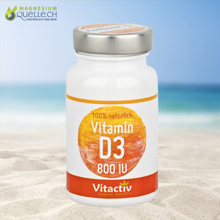 Vitamin D3 100 Tabletten