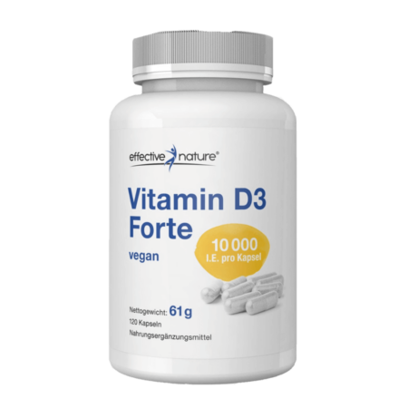 Vitamin D3 Forte 120 Kapseln kaufen