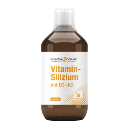 Vitamin-Silizium mit D3 und K2 200 ml kaufen