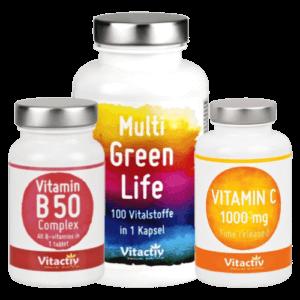 Vitamine Nahrungsergänzung kaufen