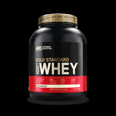 Whey Protein 100 % Gold Standard Optimum Nutrition 2.25kg